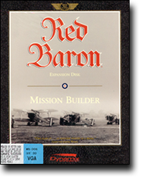 Red Baron - Mission Builder